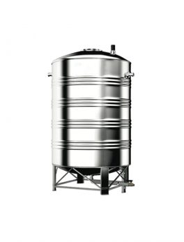 1000 Litre SS Water Storage Tank