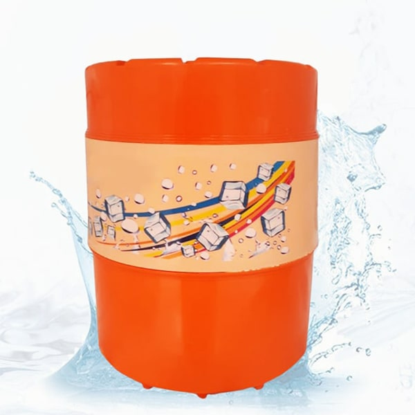 Chilled Water Cans